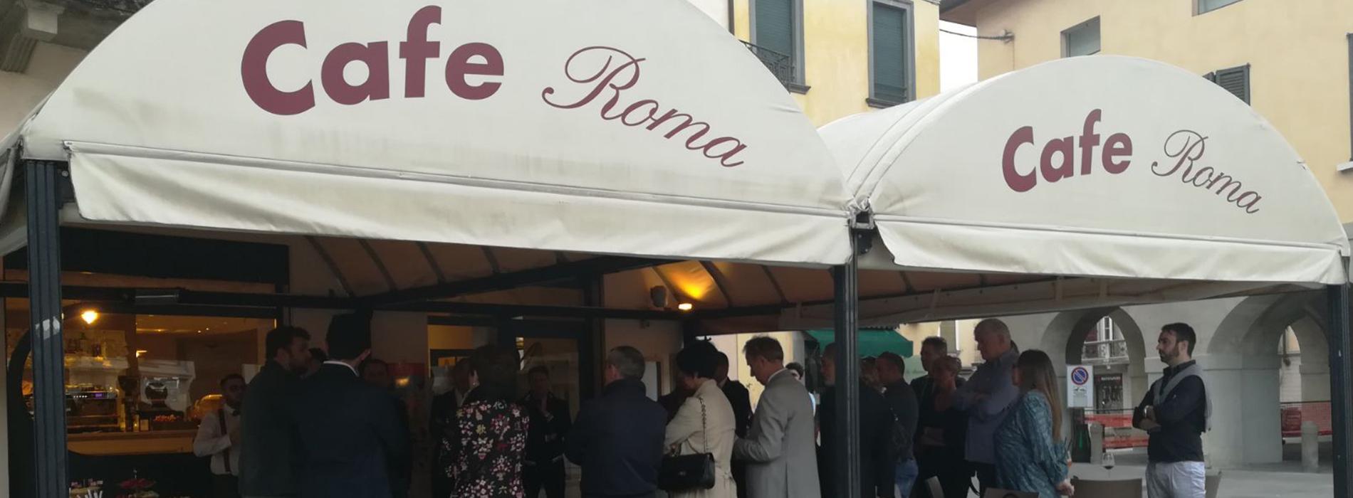Aperitivo di Network presso Cafe Roma Chiari (Bs)