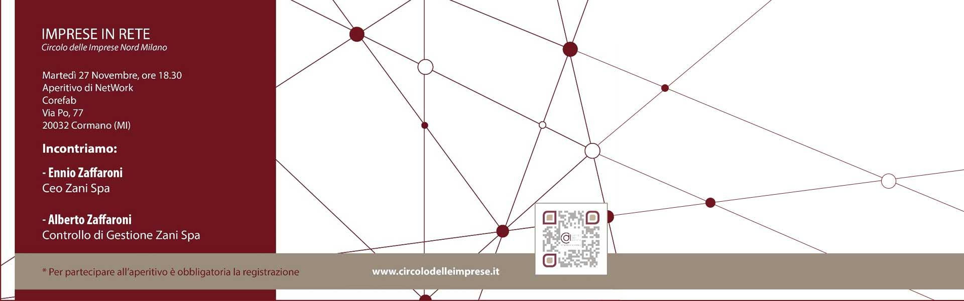 Imprese in rete, Circolo delle Imprese Nord Milano