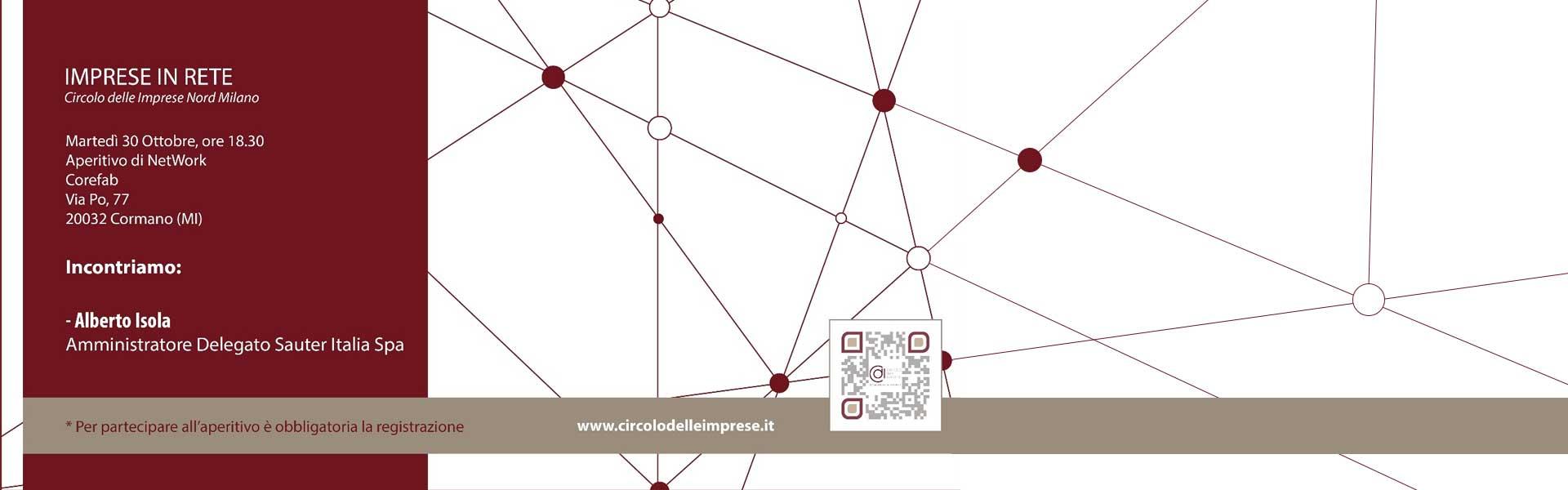 Imprese in rete, Circolo delle Imprese Nord Milano.