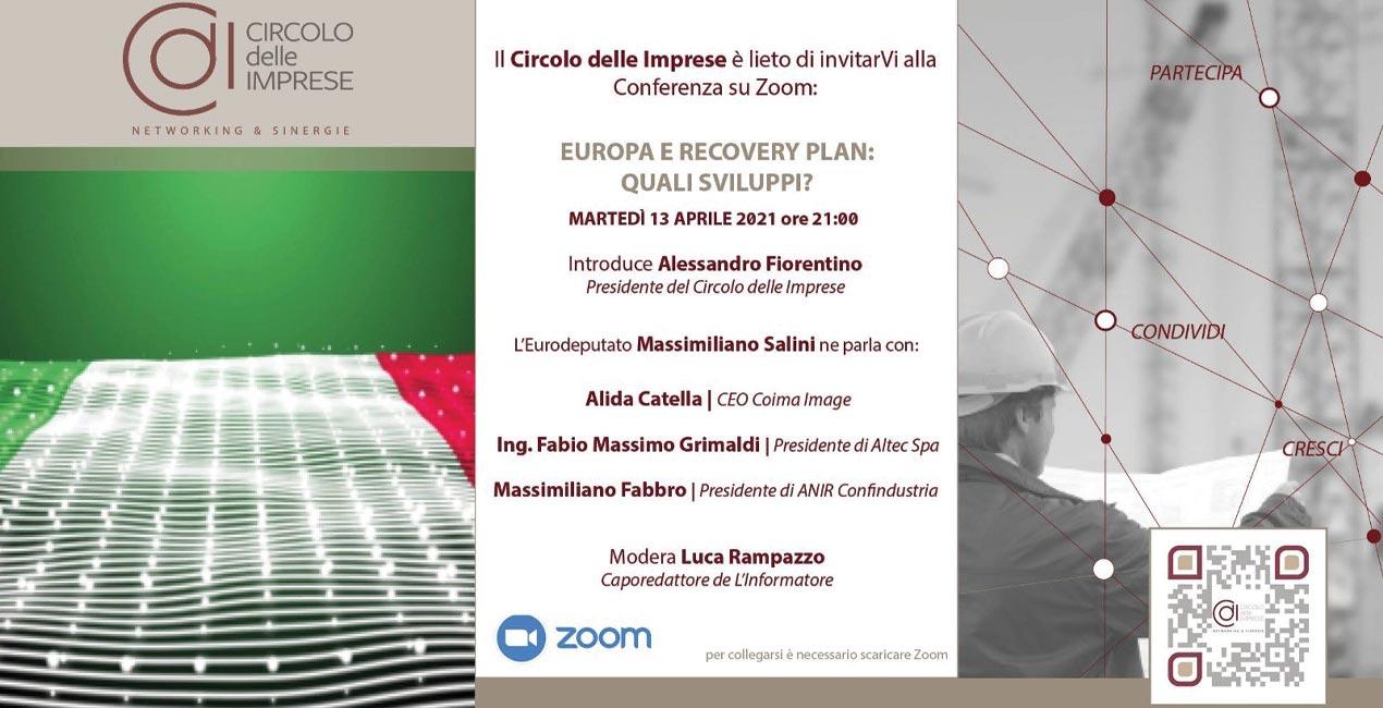 Europa e Recovery Plan: quali sviluppi?
